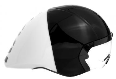 Casque aero kask mistral noir blanc l 59 62 cm