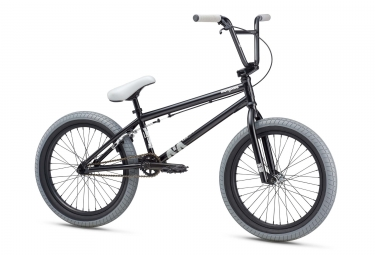 bmx freestyle mongoose l100 21 noir 2017