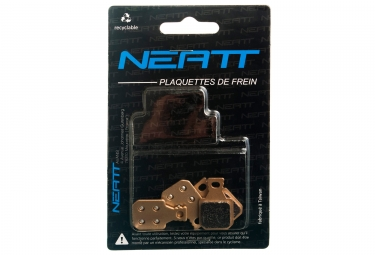 NEATT Sintered Brake Pads Magura MT 5/7 - MT trail - MT trail sport (2 pairs)