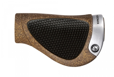 Ergon GP1 BioKork Rohloff / Nexus Grips Brown Black