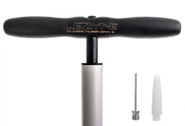 Lezyne Classic Floor Drive White Foot Pump