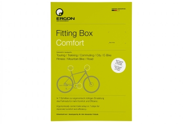 Outil de positionnement velo ergon fitting box comfort