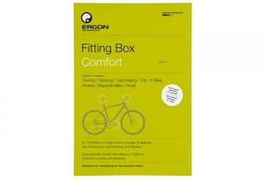 Outil de Positionnement Vélo Ergon Fitting Box Comfort