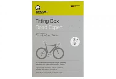 Outil de Positionnement Vélo Ergon Fitting Box Road Expert
