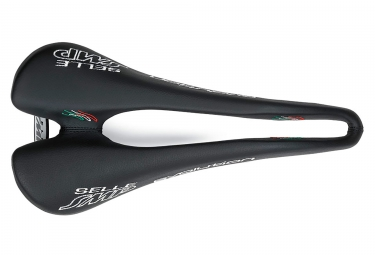 Smp selle evolution noir rails inox