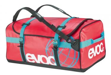 sac de voyages evoc duffle rouge 100