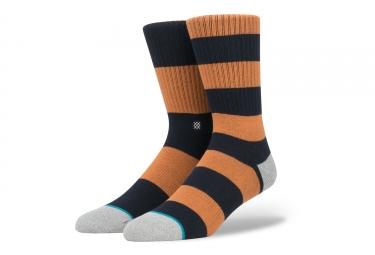 chaussettes stance cadet 2 marron bleu 43 46