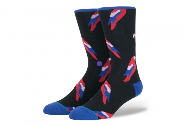 chaussettes stance polly noir 43 46