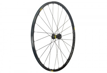 mavic 2018 roue avant crossmax elite 29 lefty 6 trous lefty 60 supermax