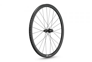 Roue arriere dt swiss 2018 prc 1400 spline carbone 35mm shimano sram pneu