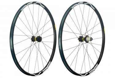 Mavic 2018 paire de roues xa light 29 xd 6 trous boost 15 x 110 12 x 148 mm