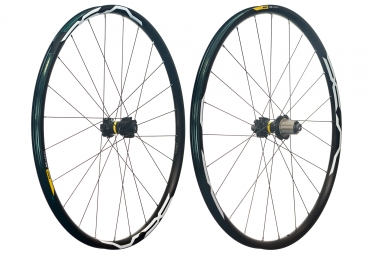 mavic 2018 paire de roues xa light 27 5 shimano sram 6 trous 15 x 100 12 x 142 mm
