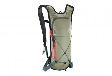 sac a dos evoc cross country cc 3l poche 2l vert