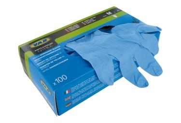 VAR Caja de 100 guantes de nitrilo