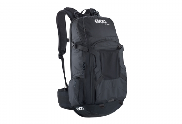 sac a dos evoc protector trail 20l noir s
