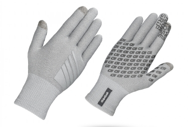 gants hiver gripgrab primavera merino gris xl xxl
