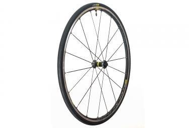 Mavic 2018 roue avant ksyrium elite ust noir patins 9 x100 mm