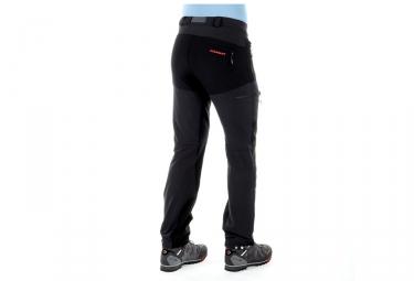 Pantalon Mammut Courmayeur SO Noir