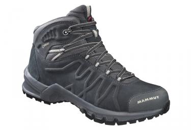 Chaussures de randonnee mammut mercury mid ii gtx noir 46