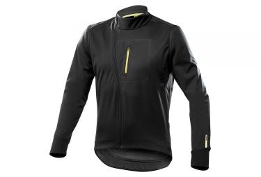 Veste thermique manches amovibles mavic ksyrium elite convertible noir l