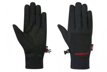 Paire de gants mammut astro noir xxl