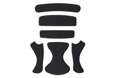 Mousses Kask Lifestyle Taille Unique Noir