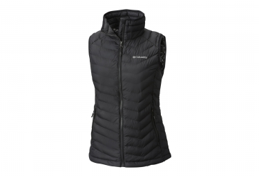 Chaqueta Columbia Powder Lite Down negra