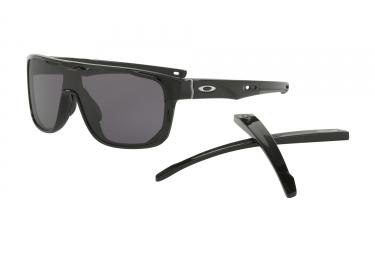 lunettes oakley crossrange shield noir gris ref oo9387 0131