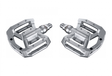SHIMANO Zee PD-GR500S Pedals Silver