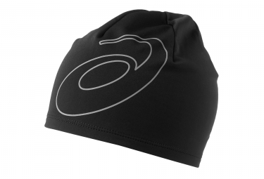 bonnet asics logo noir