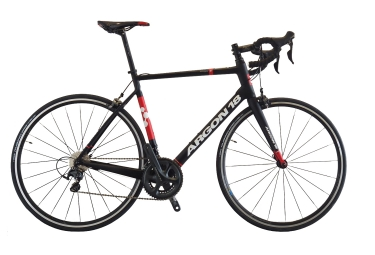 Vélo de Route Argon 18 KRYPTON Shimano Ultegra 11V 2017 Noir / Rouge