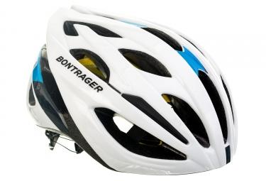 BONTRAGER 2018 Starvos MIPS Helmet White Blue