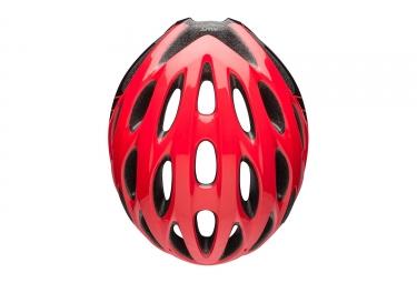 Casque Bell Draft Noir Rouge