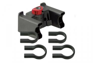 Klickfix Standard + Oversize with Lock Handlebar Mount Black