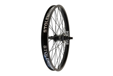 Stolen Rampage Freecoaster RHD Rear Wheel Black