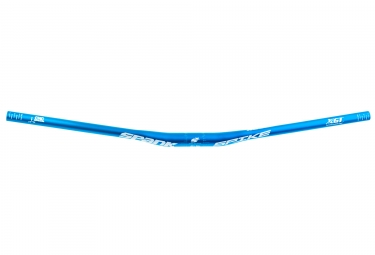 cintre spank spike 800 race evo 31 8mm bleu 30