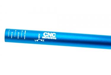 Cintre Spank Spike 800 RACE EVO 31.8mm Bleu