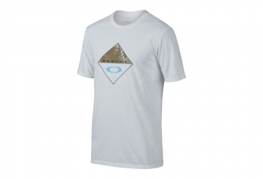 T-Shirt Oakley 50-Kilauea Diamond White