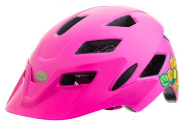 Bell Sidetrack Child Helmet Pink