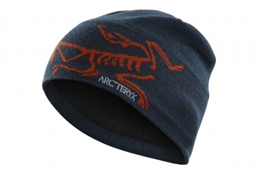 bonnet arcteryx bird head bleu rouge