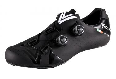 Paire de chaussure route vittoria velar noir 44
