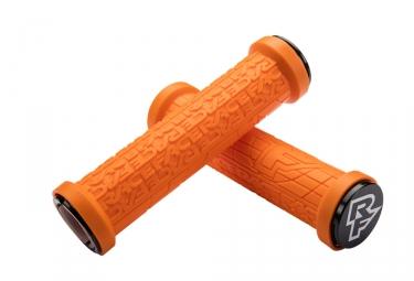RACE FACE Paire de Grips Grippler Orange