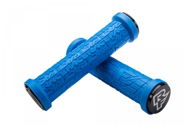 RACE FACE Grippler Grips - Blue