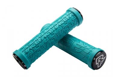 Paire de Grips RaceFace Grippler Turquoise