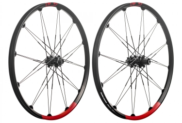 CRANKBROTHERS Wheelset OPIUM DH 27.5'' | 20x110mm/12x150mm | Black 2018