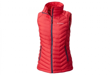 Chaleco Columbia Powder Lite Rosa