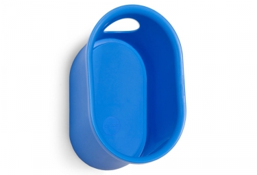 Cycloc Loop Wall Rack Blue