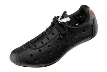 Paire de Chaussures Route VITTORIA CLASSIC 1976 Noir