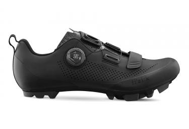 Paire de Chaussures Fizik Terra X5 Noir