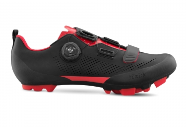 Fizik Terra X5 Shoes Black Red